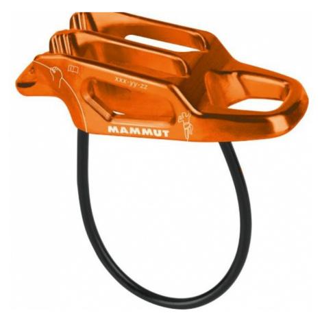 Sicherungsgerät Mammut Wall Alpine Sichern Orange