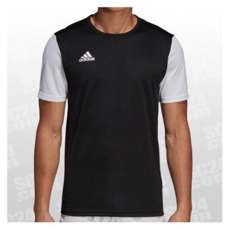 Adidas Estro 19 Jersey schwarz/weiss Größe S