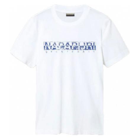 Napapijri SOLANOS weiß - Herrenshirt