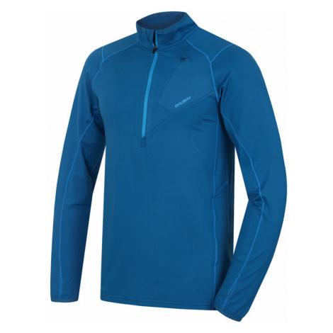 Herren Sweatshirt Husky Tarp M d.blue