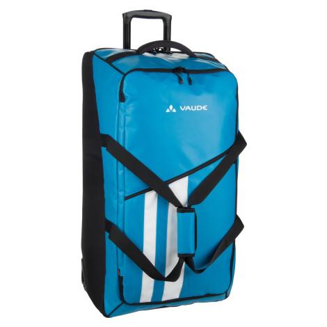 Blaue reisekoffer für damen