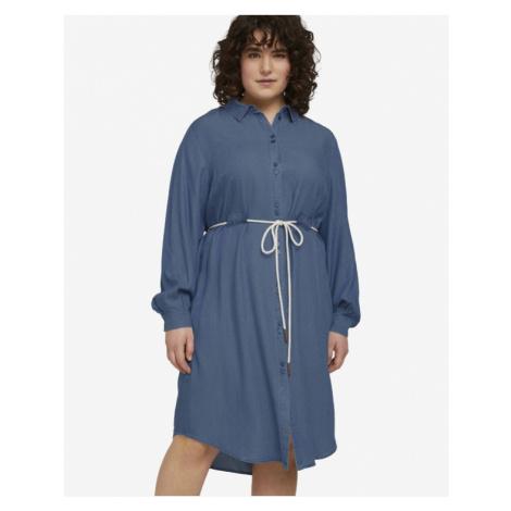 Tom Tailor Kleid Blau