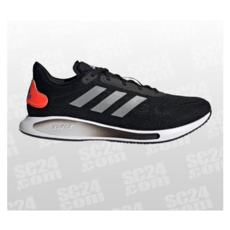 Adidas Galaxar Run schwarz/rot Größe 44