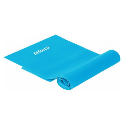 Fitforce EXEBAND HARD 120 CM blau - Latexband