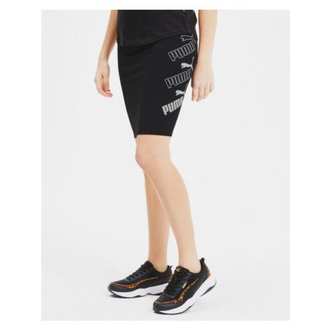 Puma Amplified Skirt Schwarz