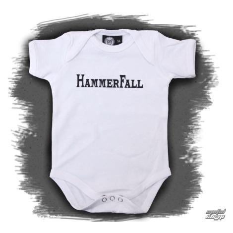 Baby Body Kinder Hammerfall - Logo - Metal-Kids - 325-30-7-8