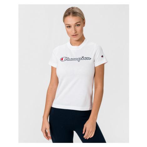 Champion T-Shirt Weiß