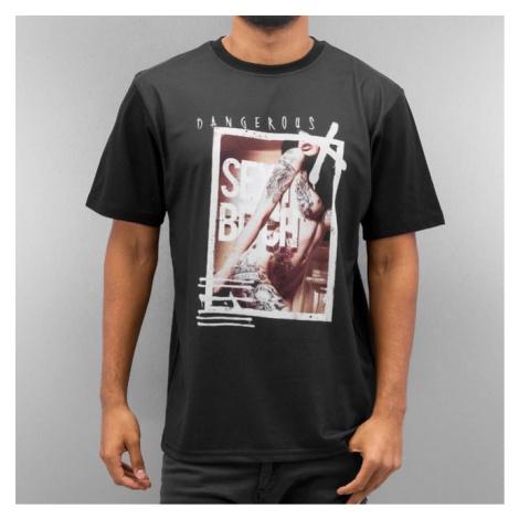 Dangerous DNGRS Anthony T-Shirt Black