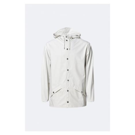 Rains Regenjacke Jacket 1201 Off White