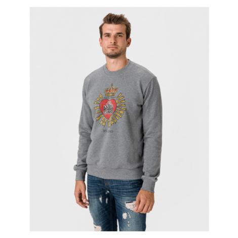 Dolce & Gabbana Sweatshirt Grau