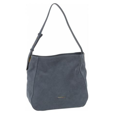 Coccinelle Handtasche Lea Suede 1301 Ash Grey