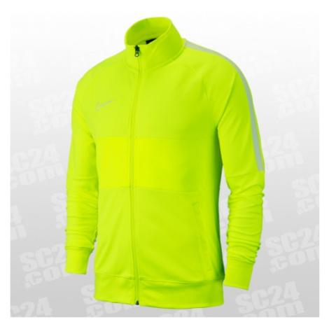 Nike Dry Academy 19 Trackjacket gelb Größe M