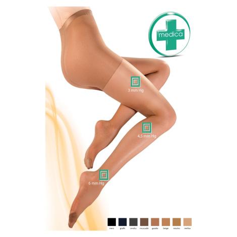 Damen Strumpfhosen Relax medica 20 den plus beige Gabriella