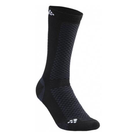 Socken CRAFT Warm 2-pack 1905544-999900 - black