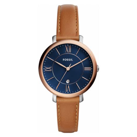 Fossil ES4274 Damen-Armbanduhr Jacqueline
