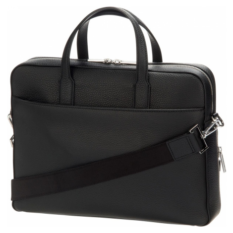 BOSS Aktentasche Crosstown Single Document Case 390384 Black (11.7 Liter) Hugo Boss