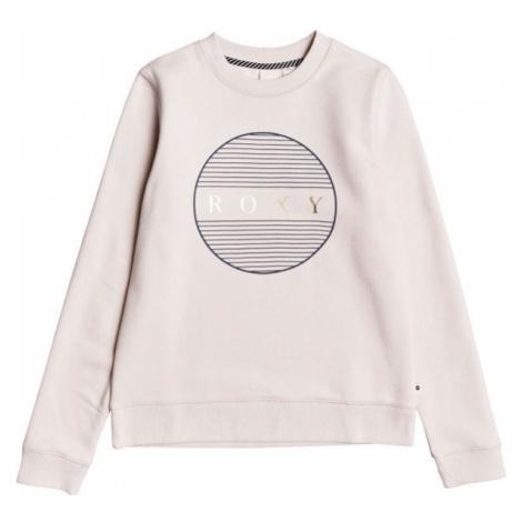 Roxy ETERNALLY YOURS CREW beige - Damen Sweatshirt