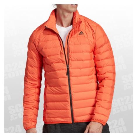 Adidas Varilite Soft Down Jacket orange Größe S