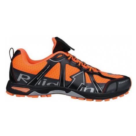 Herren Lauf Schuhe RaidLight Dynamic Ultraleicht Black/Orange
