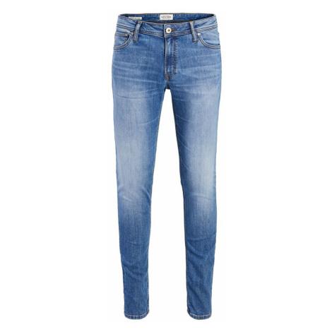 JACK & JONES Mike Original Am 815 Comfort Fit Jeans Herren Blau