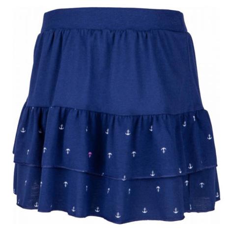 Lewro TINA - Mädchenrock mit Rüschen