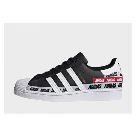 Adidas Originals Superstar Schuh - Core Black / Cloud White / Gold Metallic - Herren, Core Black