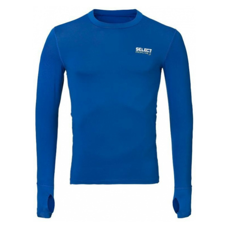 Kompression T-Shirt Select Compression T-Shirt L/S 6902 blue