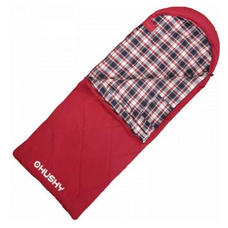 Schlaf Sack Decke Husky Kids Galy -5°C red