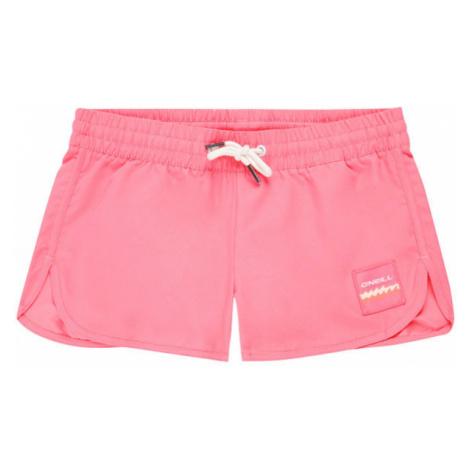 O'Neill PG SOLID BEACH SHORTS rosa - Mädchen Shorts