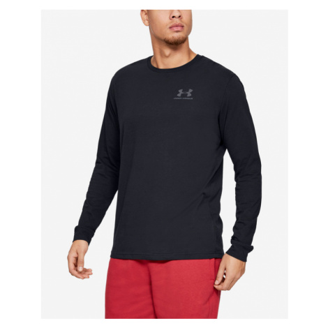 Under Armour Sportstyle T-Shirt Schwarz