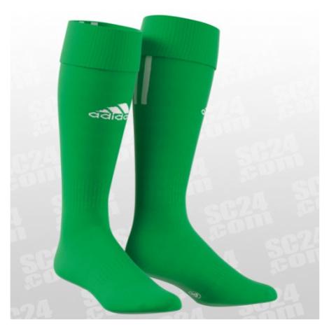 Adidas Santos 3-Stripe grün/weiss Größe 37-39