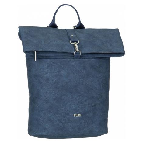 Zwei Rucksack / Daypack Mademoiselle MR180 Nubuk/Blue (10 Liter)