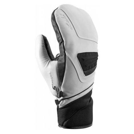 Leki GRIFIN S W MITT weiß - Damen Handschuhe für die Abfahrt