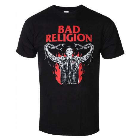 Metal T-Shirt Männer Bad Religion - SNAKE PREACHER - PLASTIC HEAD - PHDBADTSBSNA XXL