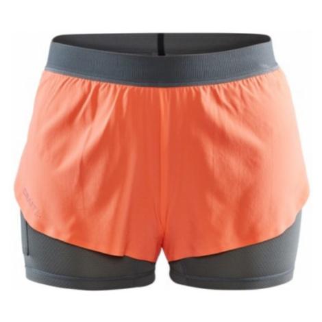 Shorts CRAFT Vent 2v1 1908707-825000 Orange