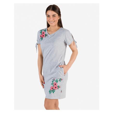 Sam 73 Kleid Grau