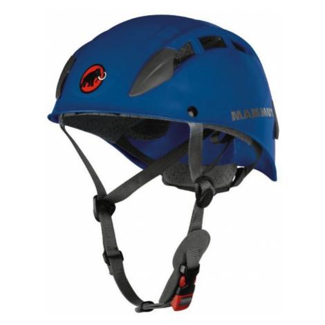 Bergsteigen Helm Mammut Skywalker 2 blue