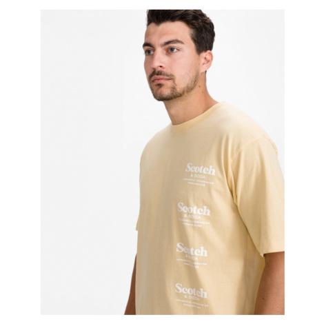 Scotch & Soda T-Shirt Gelb