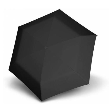 Taschenschirm Fiber Havanna Uni black Doppler