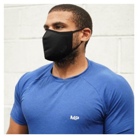 MP Anti-Virale Gefilterte Gesichtsmaske - Schwarz