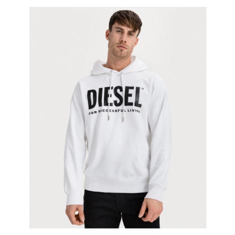 Diesel S-Gir Sweatshirt Weiß