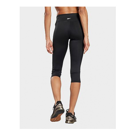 Reebok workout ready pant program capri tight - Black - Damen, Black
