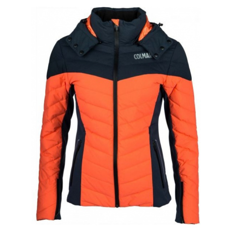 Colmar L. DOWN SKI JACKET orange - Damen Skijacke