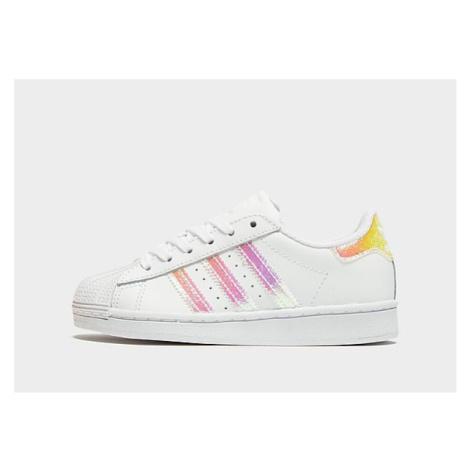 Adidas Originals Superstar Kleinkinder - White - Kinder, White