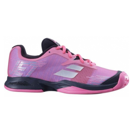 Babolat JET JR ALL COURT rosa - Junioren Tennisschuhe