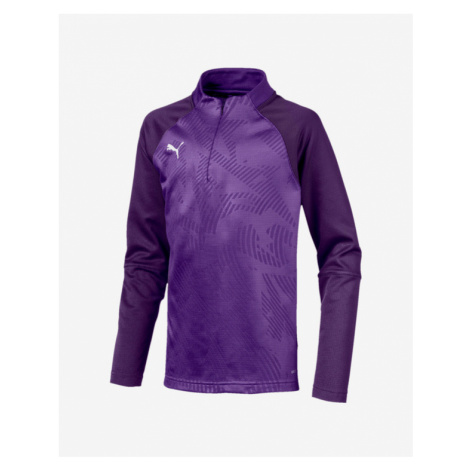Puma Cup Training Core Sweatshirt Kinder Lila