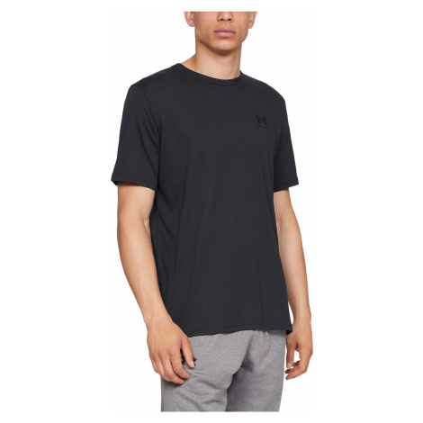 Under Armour Sportstyle Lc SS Black/ Black