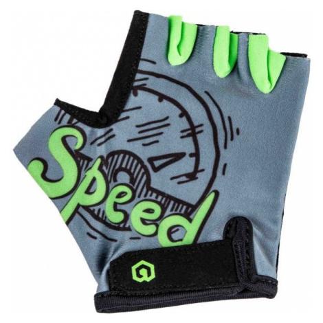 Arcore LUKE grau - Radlerhandschuhe für Kinder