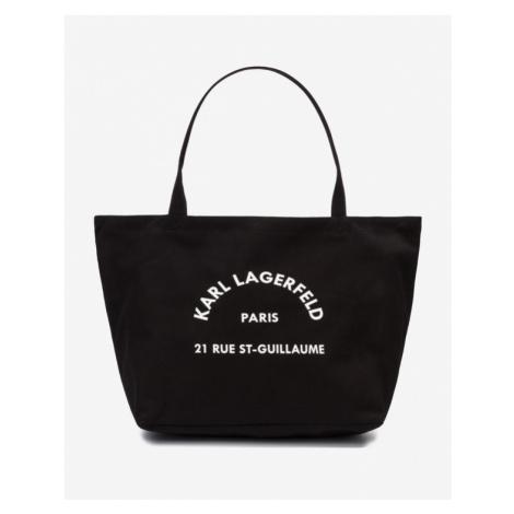 Karl Lagerfeld Rue St Guillaume Handtasche Schwarz