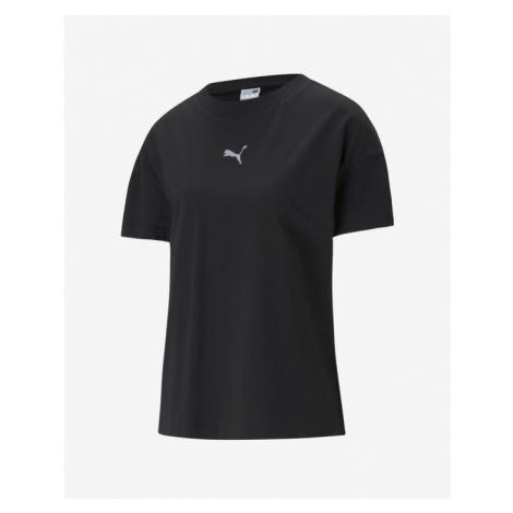 Puma Evide Graphic T-Shirt Schwarz